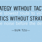 strategy without tactics quote