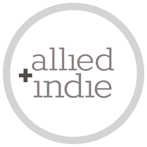 allied independent strategy, design, content logo